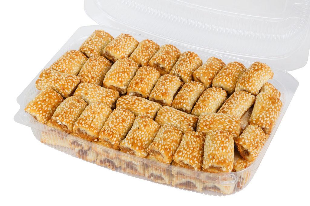 Печенье с финиками и кунжутом «Фингерс» 800 гр.